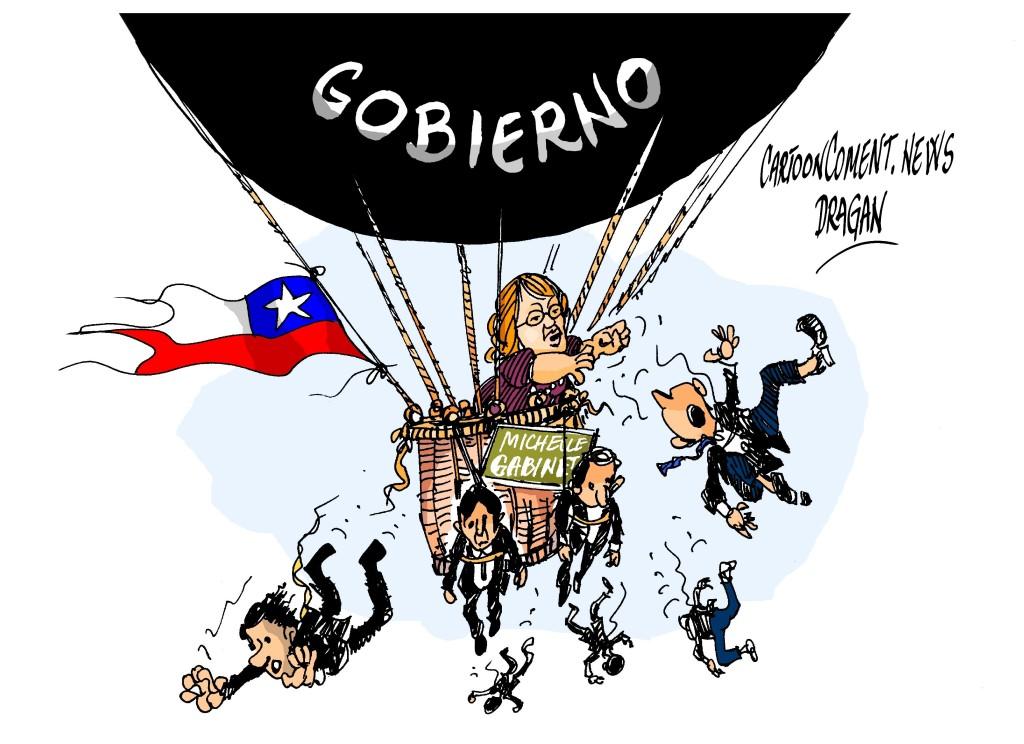 """Michelle Bachelet-""""renuncia"""""""
