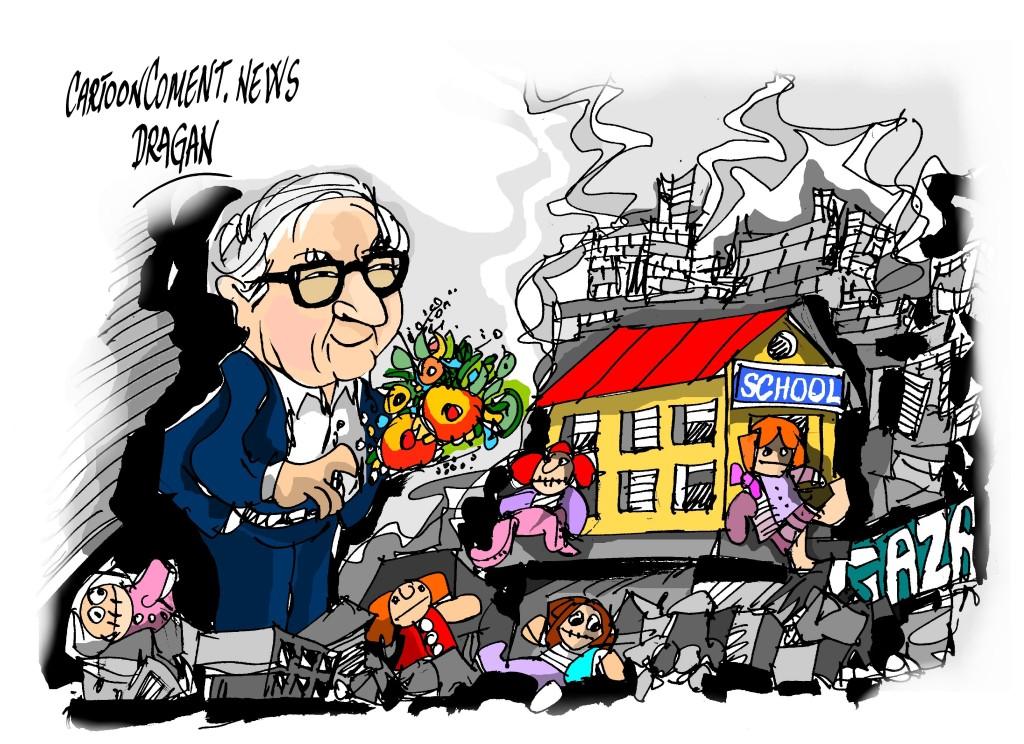 "Frank-Walter Steinmeier-""Gaza"""