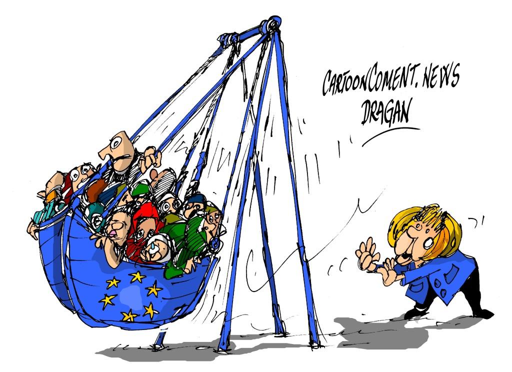 """Angela Merkel-""""patera"""""""