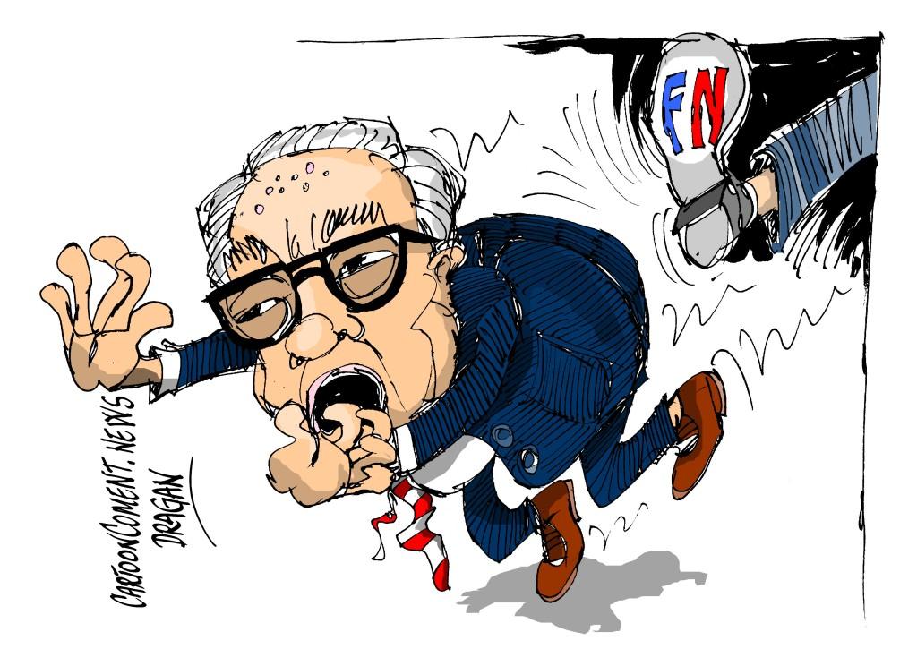 """Jean-Marie Le Pen-""""sanción"""""""