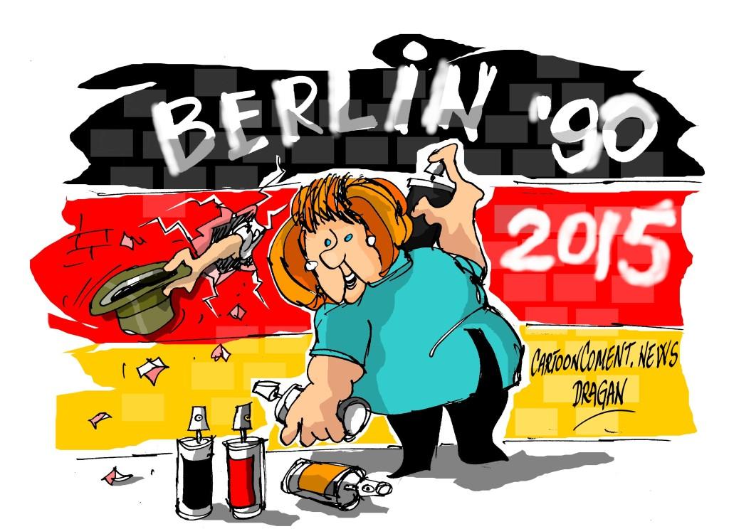 """Alemania-""""reunificación"""""""